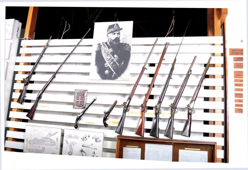 Oružje prepravljano u VTZ 60-tih godina 19. veka